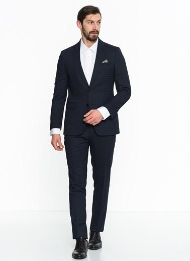 Comienzo Takım Elbise Lacivert